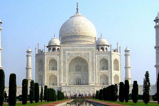 Visite d'Agra le même jour en voiture