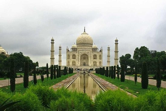 Tours privés: Taj Mahal Sunrise Tour de...