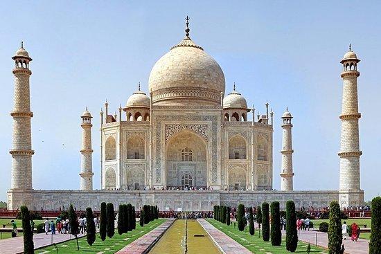 Agra même jour en voiture