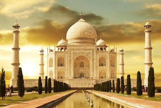 Fascinant Chauffeur Private Taj Mahal...
