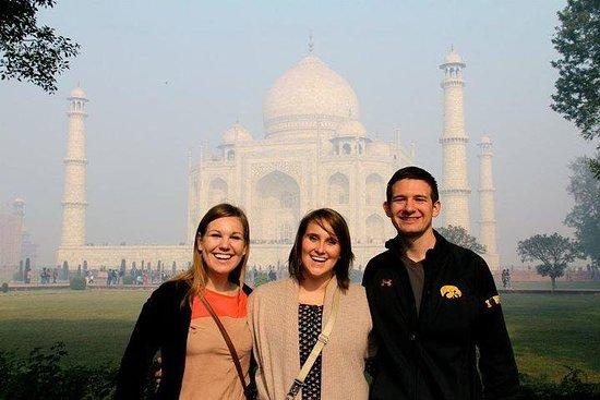 Excursion guidée à Agra dans la même...