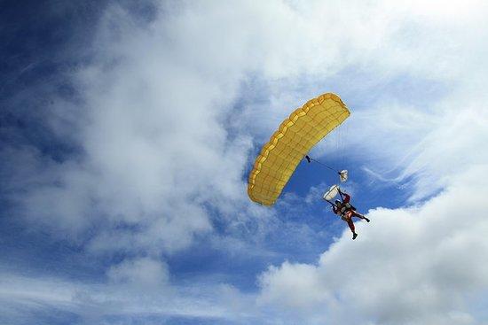 9000 ft Skydive over Abel Tasman med NZs mest episke natur