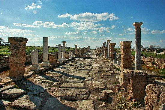 Tour di Laodicea-Pamukkale-Hierapolis
