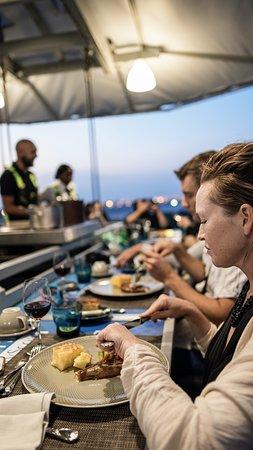 Dinner in the Sky - Qatar