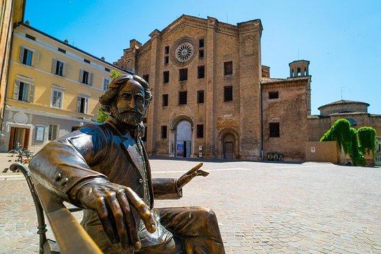 Tour a pie clásico de Parma