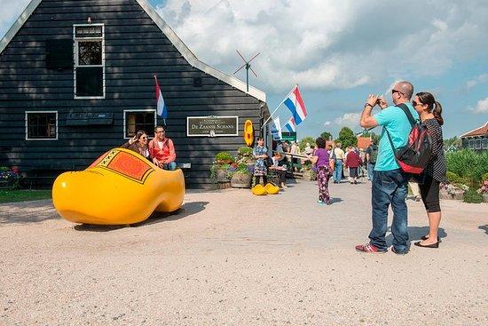 Visite de Countrysides, Volendam, Edam...