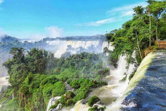 Private Day at Iguazu Falls from...