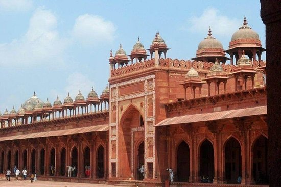 Same Day Agra to Jaipur Tour by AC Car