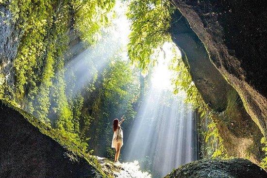 Cachoeiras de Bali Instagram Spot...