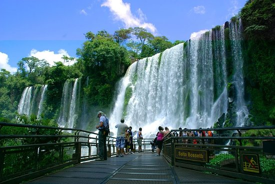 Argentina Waterfalls with lunch and...