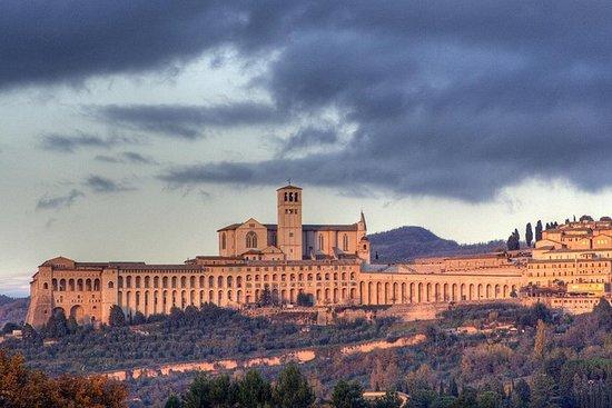 Toscana e Úmbria religiosas com almoço...