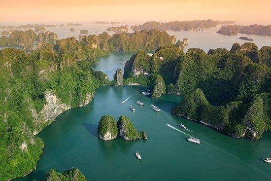Halong Bay Cruise vanuit Hanoi ...