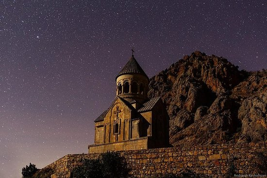 Fall in Love with Southern Armenia and Arcax