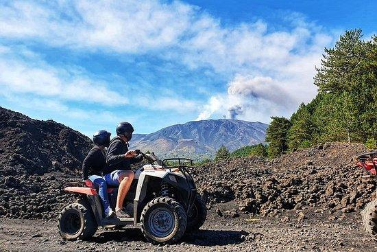 Excursion en quad sur l'Etna...