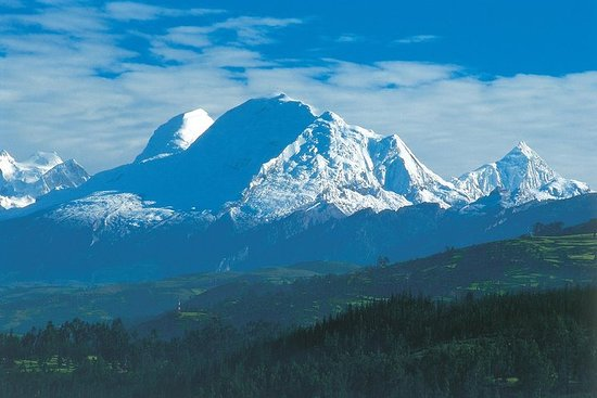 4-Day Huascaran National Park from Lima