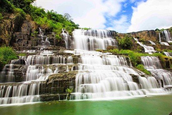 Visit 03 waterfalls in Dalat