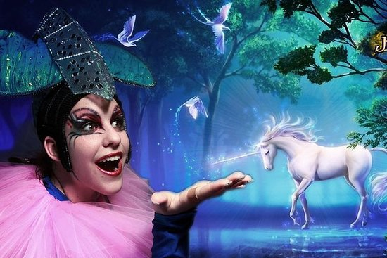 Cirque international Chimelong de 2...