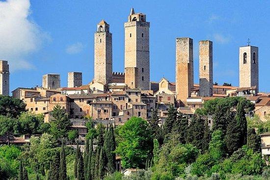 Monteriggioni San Gimignano e