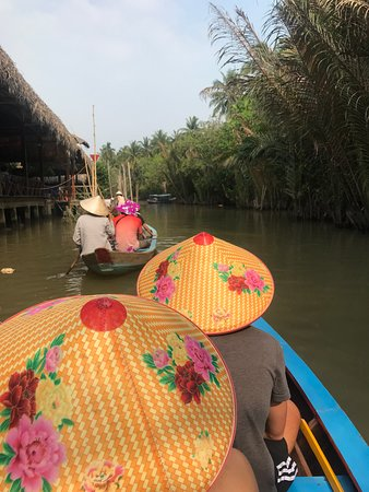 Full-Day Trip to Cai Be Village and Mekong Delta Boat Ride Fotografie