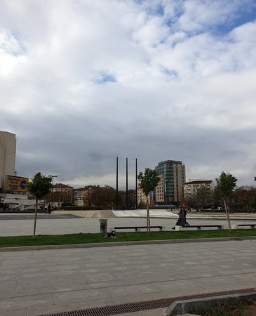 National Palace Of Culture Park