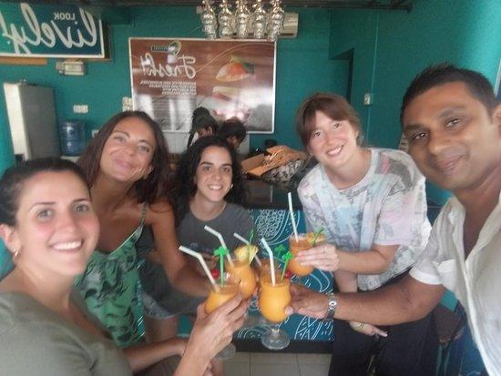 Amazing trip with Indu!