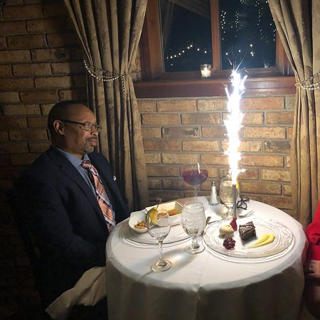 Celebrated our Anniversary Beyond Our Expecations