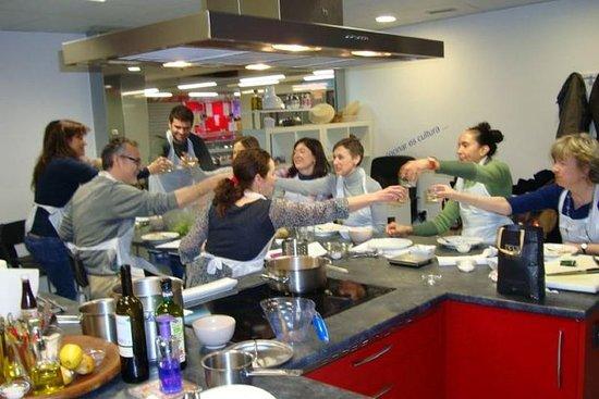 Experiencia culinaria para preparar...