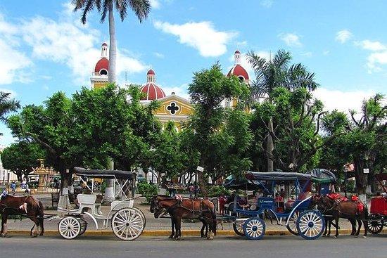 Colonial Granada & Boat Tour Islets