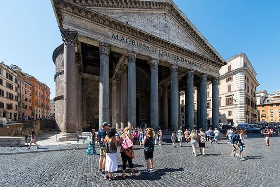 Shore Excursion: Rome In One Day with ...