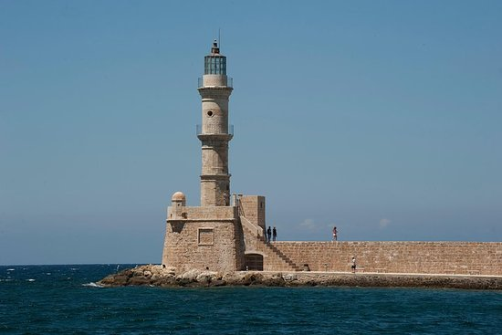 Creta occidental Chania - Rethymno