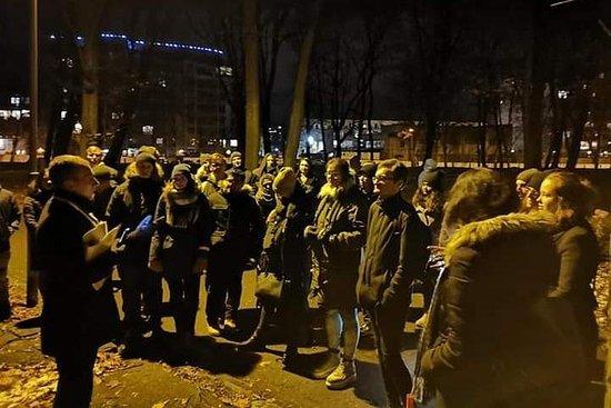 Histoires de Riga Ghost et visite du...