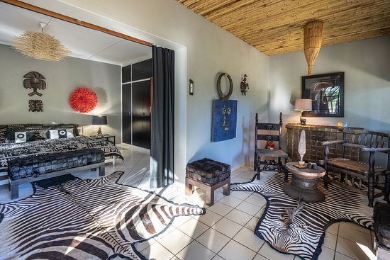 Regular bungalow at Ohorongo Lodge