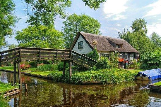 Visite privée à Giethoorn avec...