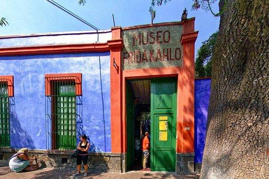 Biglietti per il Museo Frida Kahlo