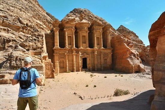 3 Day Petra And Wadi Rum Tour from Eilat Resmi