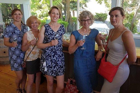 Okanagan Falls Wine Tour - Håndlagde boutique viner