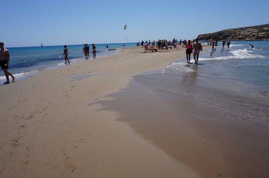 Prassonissi, Yunanistan: Strand3