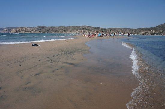 Prassonissi, Yunanistan: Strand4