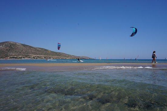 Prassonissi, Yunanistan: Strand5