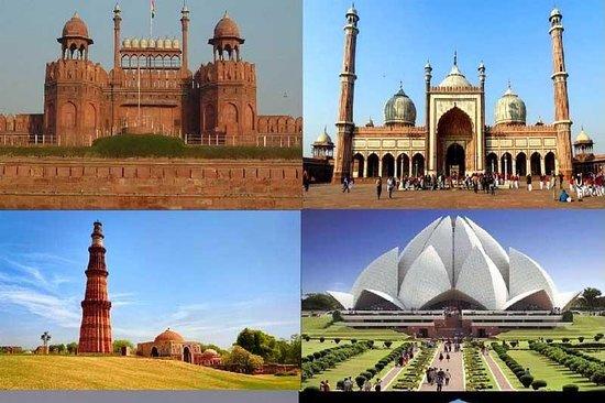 Taj Mahal Day Tour - Companion Journey