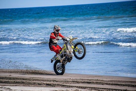 Aventure en Dirtbike à Boquete...