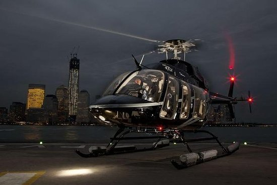New York Helicopter Tour: City Lights...