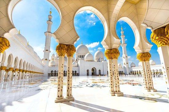 Full Day Abu Dhabi City Tour From Dubai...
