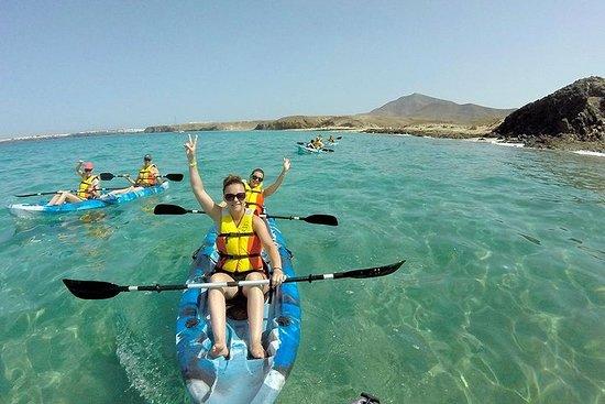 Kayak & Snorkelling in Papagayo