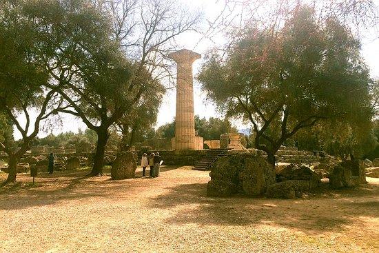 Tour privato di 7 giorni nel Peloponneso