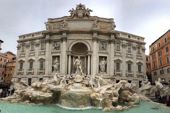 Rome en une journée tout compris, guide...
