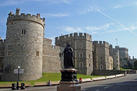 セントラル・ロンドンからウインザー城へ旅する午後のプライベートツアー