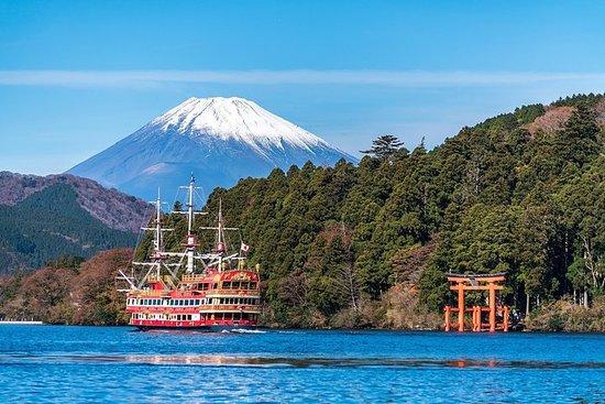 富士山と箱根への日帰りバスツアー