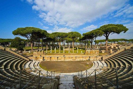 Tour Ostia Antica vanuit het centrum ...