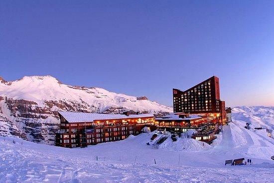 圣地亚哥的Valle Nevado一日游